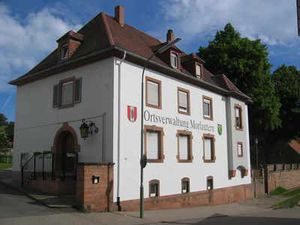 Rathaus Morlautern