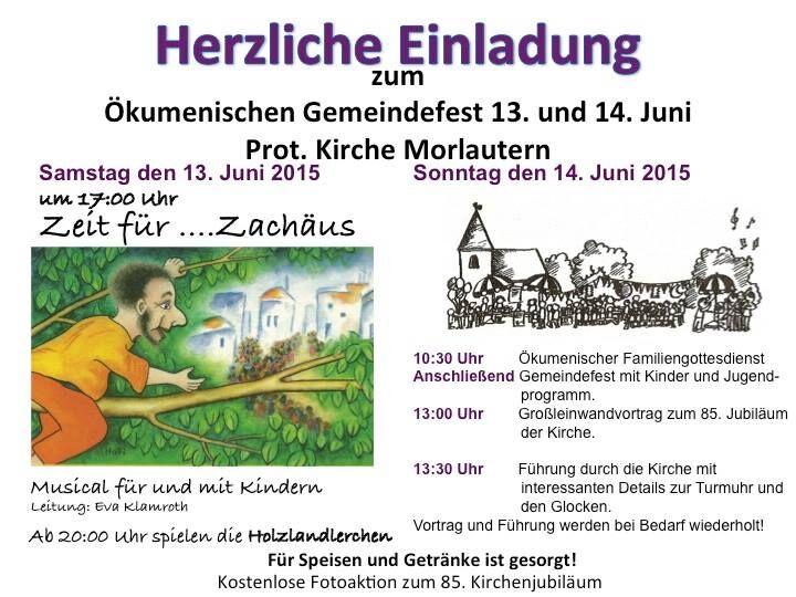 Gemeindefest2015