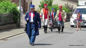 Pfälzerwald-Verein - Schlacht bei Morlautern