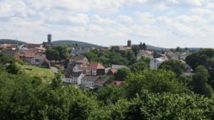 Blick von Turmstrasse