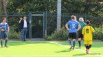 Gelbe Karte für Trainer - kurz vorm Platzverbot
