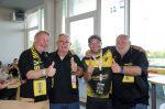 Vorstandschaft: Rainer, Heinz, Alexander, Ralf