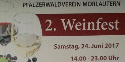 2. Weinfest Morlautern